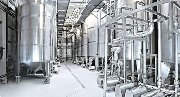 Chemie Rohstofftanklager | Emil Kiessling GmbH