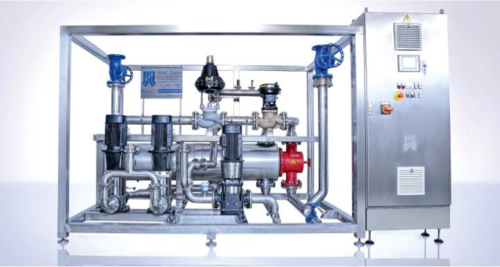 Warmwassererzeuger