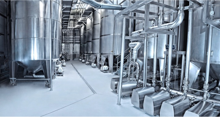 Rohstofftanklager |Emil Kiessling GmbH