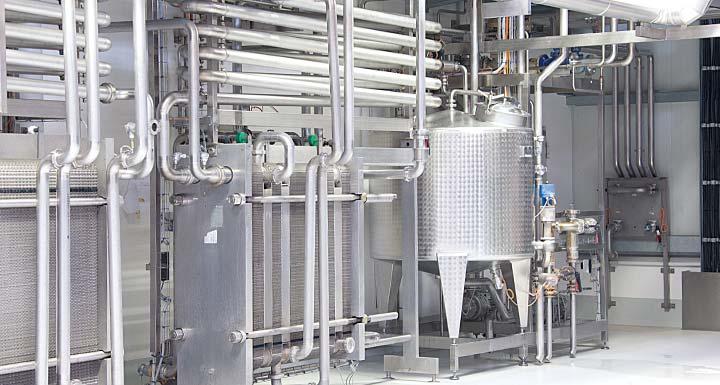 Pasteurisierungsanlage